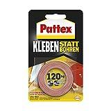 Pattex Kleben statt Bohren Klebeband, extra starkes doppelseitiges...