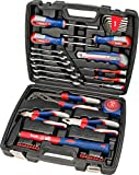 kwb Werkzeug-Koffer inkl. Schrauber-Bits, 42-teilig, gefüllt, robust...