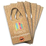 Futeco® – Schlupfwespen gegen Lebensmittelmotten (5 Karten á 3...