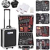 TRESKO® Werkzeugkoffer 949 teilig | Werkzeugkasten | Werkzeugkiste |...