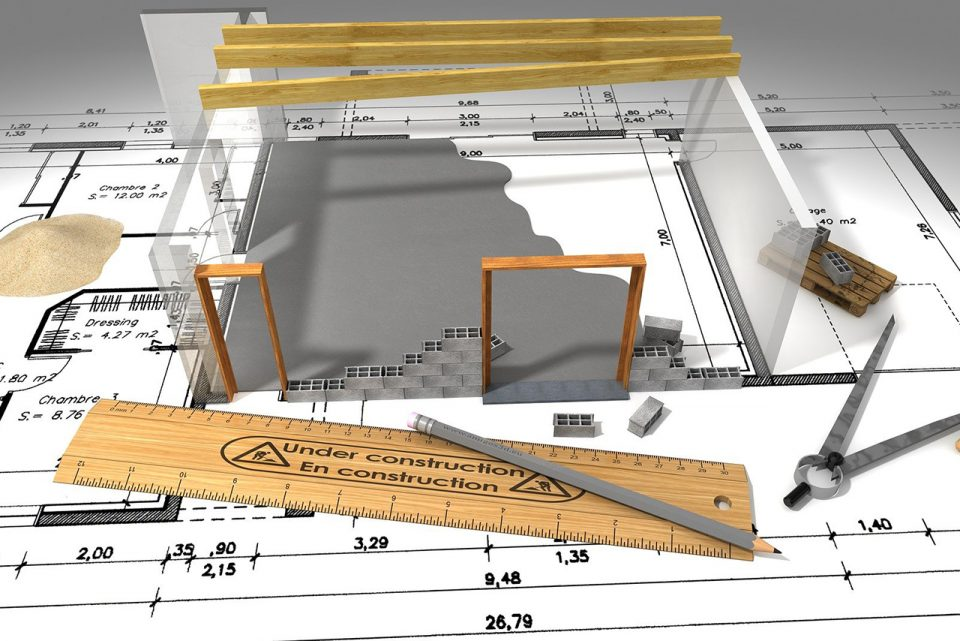 Haus virtuell planen mit einer Software
